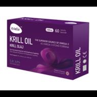 Kriella krill olaj lycaps 60 db